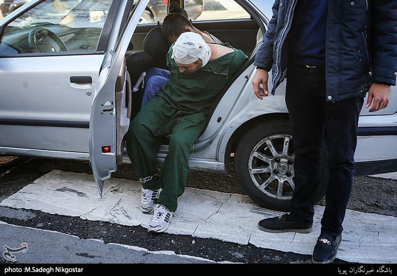 دستگیری سارقان منازل