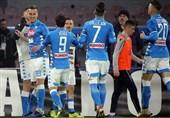 فوتبال جهان ناپولی با پیروزی از اختلافش با یوونتوس کاست