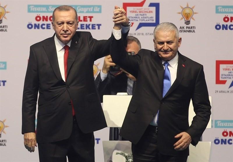 اعتراض حقوقدانان به نامزد شدن رئیس مجلس ترکیه در انتخابات