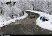 هشدار پلیس درباره بارش برف و احتمال یخزدگی جادهها برای امشب و فردا