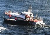 جان سرنشینان قایق صیادی توسط تیم نجات دریایی بندر چابهار نجات یافت