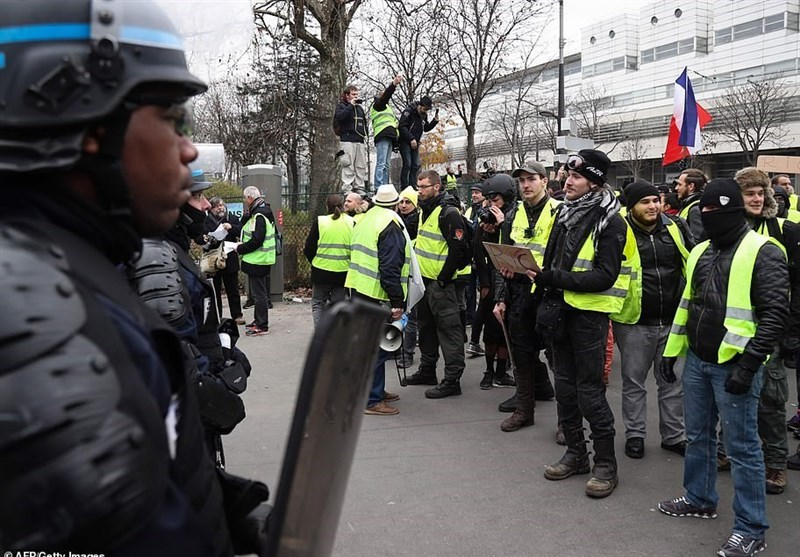 French to Mark Three Months of 'Yellow Vest' Protests