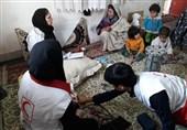 رئیس جمعیت هلالاحمر: 40 کاروان سلامت در مناطق محروم استان گلستان خدمات ارائه میدهند