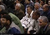 مراسم بزرگداشت سالروز حماسه 9 دی در یزد به روایت تصویر