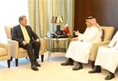 شاہ محمود قریشی کی قطر کے وزیر خارجہ سے ملاقات، دوطرفہ تجارت کو مزید فروغ دینے پر اتفاق