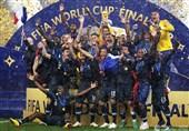 فوتبال جهان| جام جهانی فوتبال مهمترین رویداد ورزشی سال 2018 روسیه شد