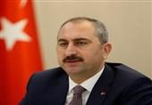 تعداد پروندههای قضایی در دادگاههای ترکیه