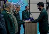 سازمان بسیج اصناف موفق به کسب رده برتر در ستاد کل نیروهای مسلح شد