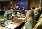 بازدید رئیس جمهور از مرکز ملی راهبری شبکه برق کشور/روحانی: در اداره آب باید مبنا را خشکسالی گذاشت