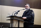 فرمانده ناجا: حوادث چهارشنبه آخر سال نسبت به سال گذشته 50 درصد کاهش داشت