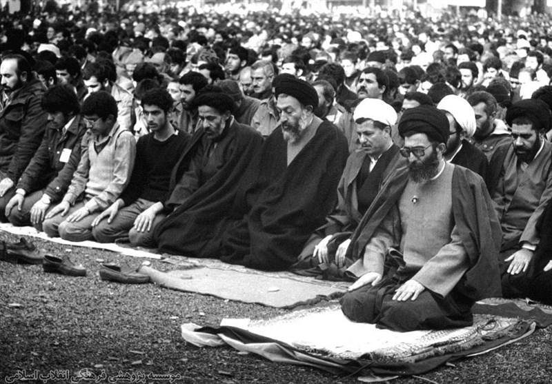 Картинки по запросу خامنه ای امام جمعه تهران