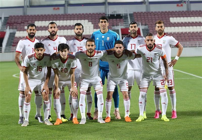 quality design 593e2 1a4a9 Friendly: Team Melli Beats Qatar - Sports news - Tasnim News ...