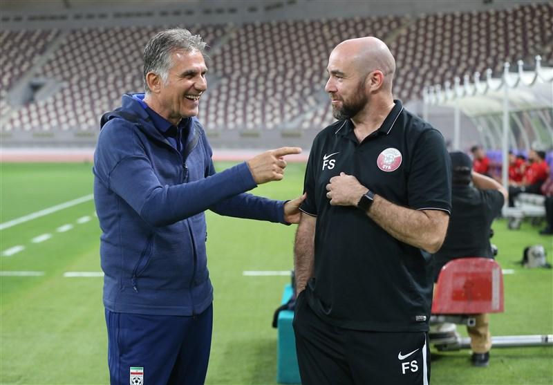 سرمربی قطر در گفتوگو با تسنیم: 23 بازیکن هیجانانگیز دارم/ اول شدن به بازیکنانم اعتماد به نفس داد