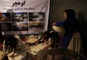 بوشهر| نمایشگاه توانمندیهای روستاییان و عشایر شهرستان جم افتتاح شد