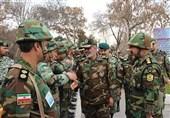 بازدید فرمانده ارتش از قرارگاه شمالشرق نزاجا