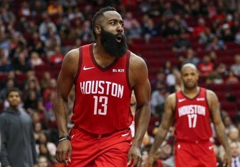 لیگ NBA|شکست لیکرز با درخشش هاردن/ پیروزی تاندر در فیلادلفیا