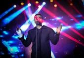 """""""پازل بند"""" با 22 قطعه کنسرتش را در برج میلاد برگزار کرد"""