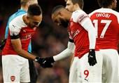 فوتبال جهان|آرسنال با برتری خانگی اوضاعش را بهتر کرد