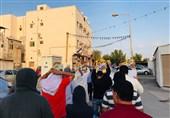 تاکید بحرینیها بر ادامه انقلاب در اولین روز سال نوی میلادی + تصاویر