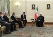 روحانی: جهاد ملت فلسطین باید تا تعظیم دشمن صهیونیستی ادامه یابد