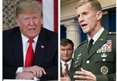 «سگ»؛ واکنش ترامپ به انتقاد فرمانده سابق آمریکا در افغانستان
