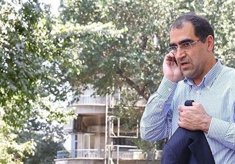 وزیر مستعفی بهداشت انتصاب سرپرست این وزارتخانه را تبریک گفت