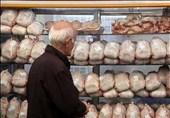 قیمت هر کیلوگرم مرغ تا 15500 تومان افزایش یافت