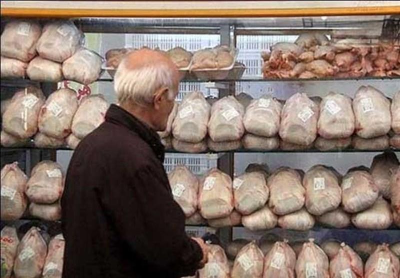قیمت مرغ در کهگیلویه و بویراحمد به 14 هزار تومان رسید
