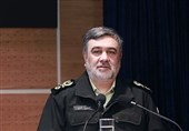 Iran Police Chief Warns of Hostile Plots for Revolution Victory Anniversary