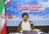 بازدید امام جمعه ساوه از دفتر خبرگزاری تسنیم استان مرکزی