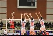 لیگ برتر والیبال| لیبرو شهرداری تبریز: در دیدار با پیام خراسان محکوم به برد بودیم