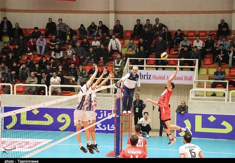 لیگ برتر والیبال| پیروزی شهرداری ورامین بر پیکان/ شکست دوباره شهرداری ارومیه