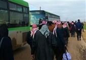 بازگشت دهها خانواده آواره دیگر به سوریه