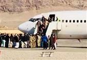 شکار؛ بهانه فرود خودسرانه هواپیمای قطری در غرب افغانستان