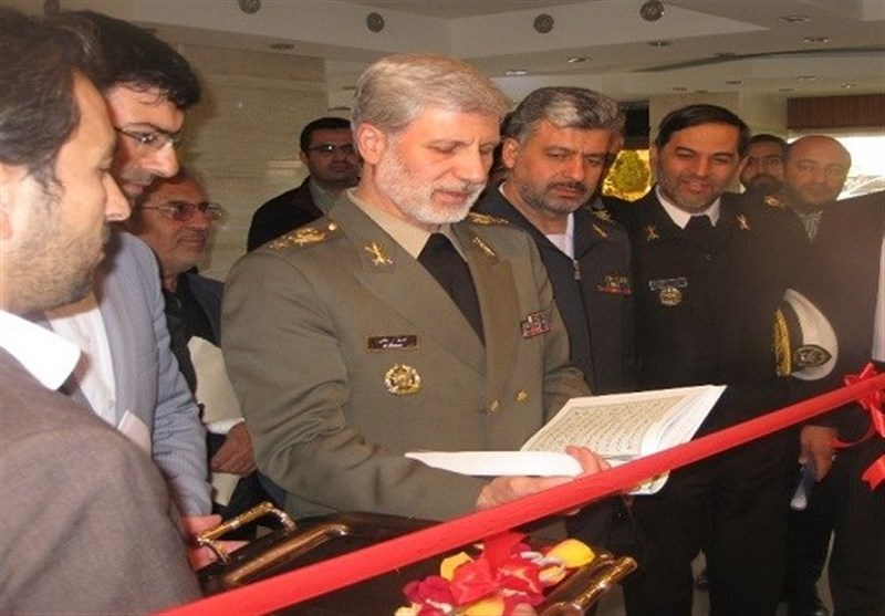 افتتاح خطوط تولید تجهیزات پیشرفته الکترونیکی در صنایع الکترونیک شیراز