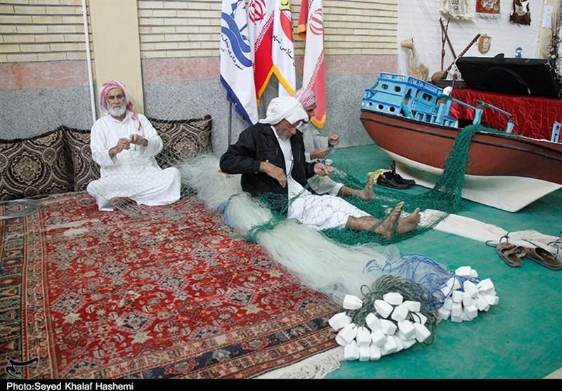 بوشهر| توانمندیهای صنایع دستی و پروژههای عمرانی عسلویه به روایت تصویر