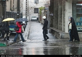 """آخرین وضعیت بارشهای ایران/نقاطی با بارش """"صفر"""" در 105 روز گذشته+جدول"""