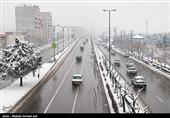 پیشبینی بارش برف و باران تا چهارشنبه/ تهران امشب بارانی میشود