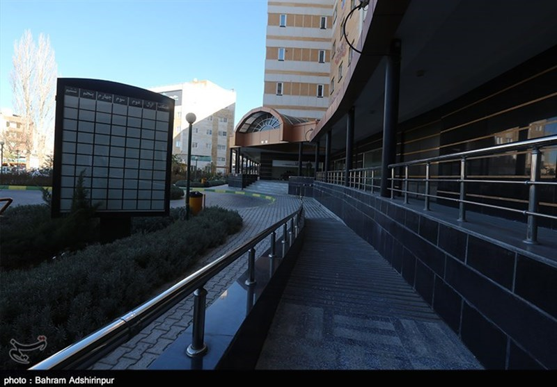 ساختمان جدید پزشکان اردبیل؛ پروژهای که با بیتدبیری مسئولان شکست خورد+تصاویر