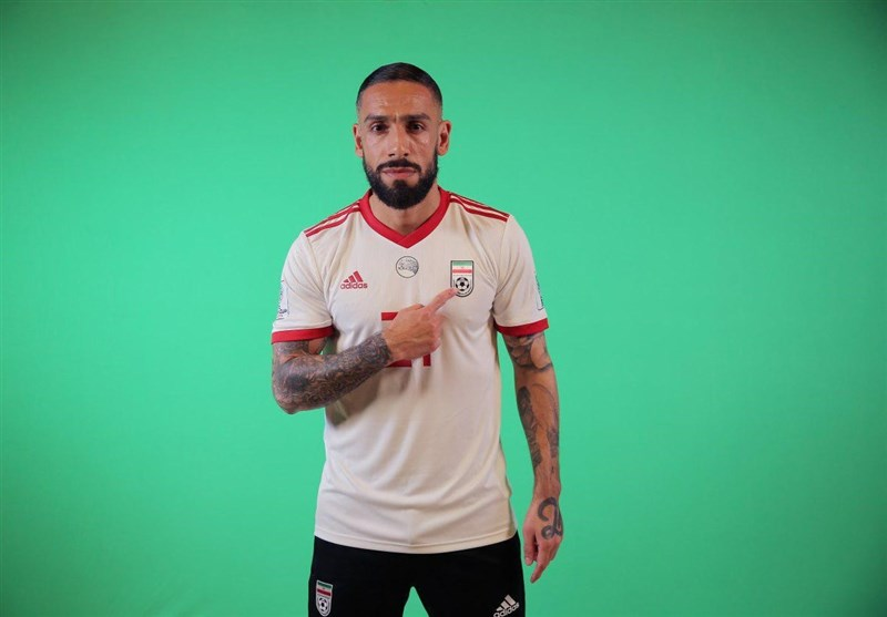 Oman Will Play Iran with Lots of Motivation: Ashkan Dejagah
