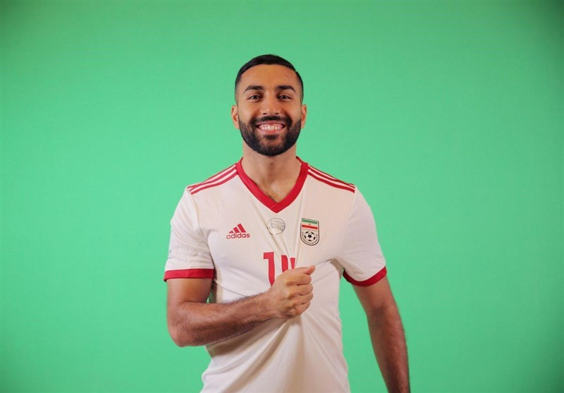 Iran's Ghoddos Goal Nominated for Best Goal: Asian Cup