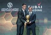فوتبال جهان| رونالدو پس از کسب 2 جایزه گلوبساکر: بهتر از این نمیشد سال جدید را آغاز کنم