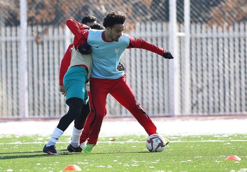 Iran U-23 Team Beaten by Tajikistan at Qatar Tournament