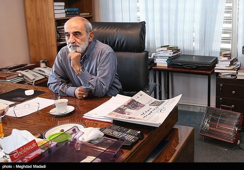 آقای روحانی! نیم متر پارچه سفید همکافی است!