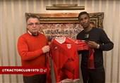 Ex-Milan Midfielder Kevin Constant Joins Iran's Tractor Sazi