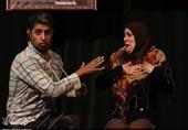 کاشان| نمایش کمدی «یک دل و نصف دلبر» به روایت تصویر