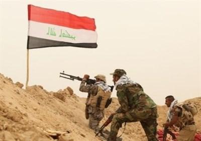 عراق| عملیات حشد شعبی علیه بقایای داعش در استان دیالی