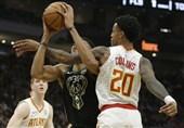 لیگ NBA| پنجمین پیروزی متوالی سیکسرز/ شکست قهرمان در شب درخشش یانیس
