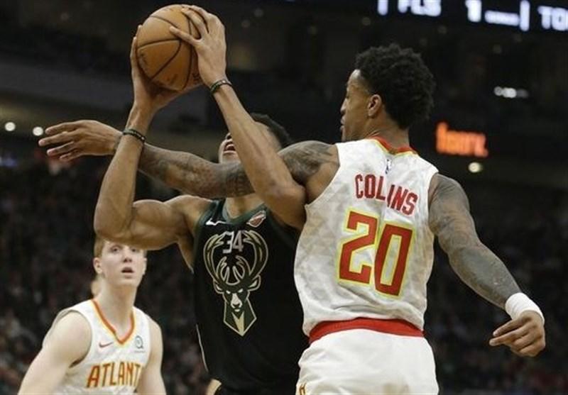 لیگ NBA  پنجمین پیروزی متوالی سیکسرز/ شکست قهرمان در شب درخشش یانیس