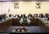 غیبت روحانی، احمدینژاد و 8 عضو دیگر در جلسه امروز تشخیص مصلحت + عکس